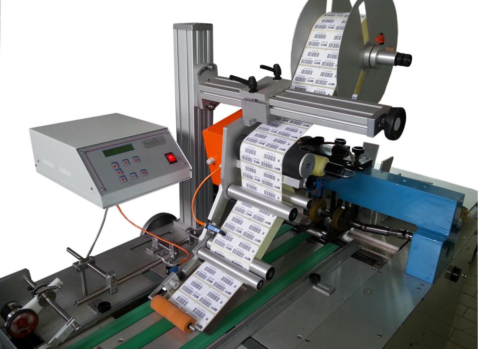 Etichettatrice industriale Pk-200