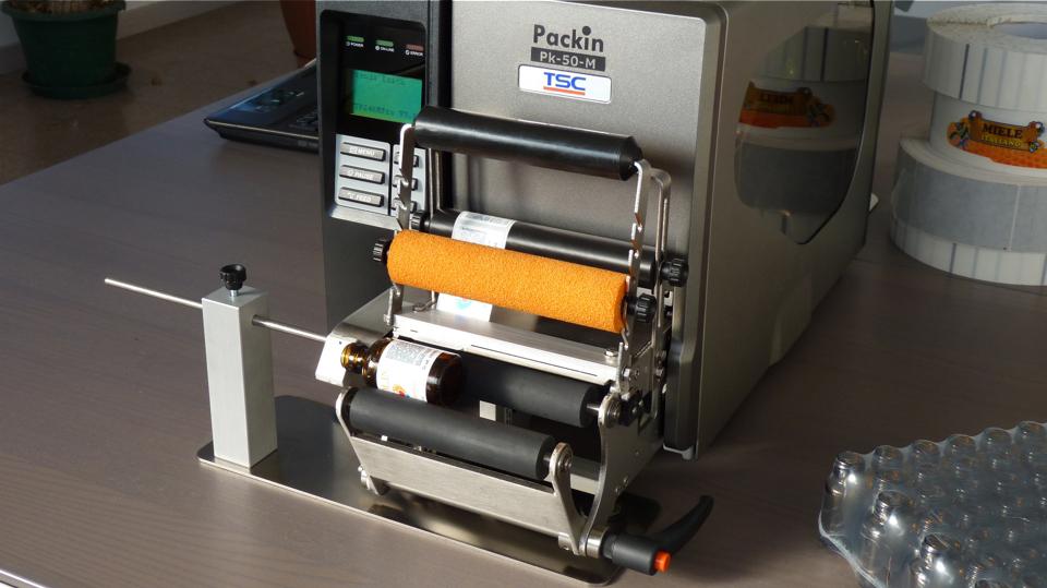 Etichettatrice compatta Pk-50-M